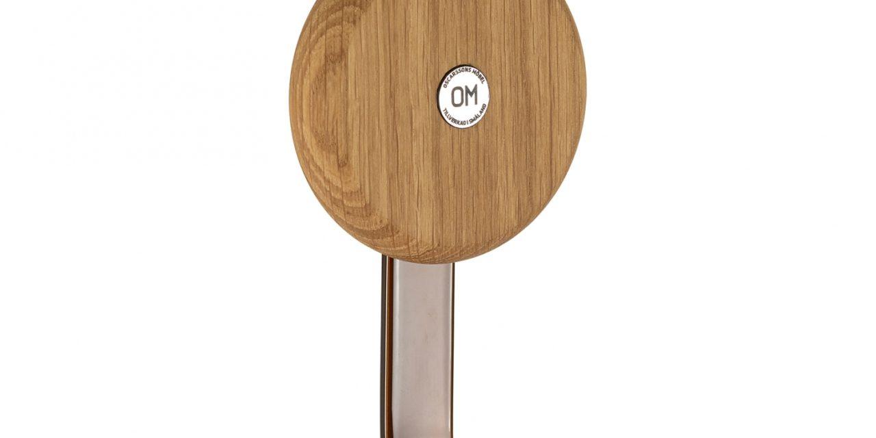 FURBO Ewo – krog i rustlook stål og træ