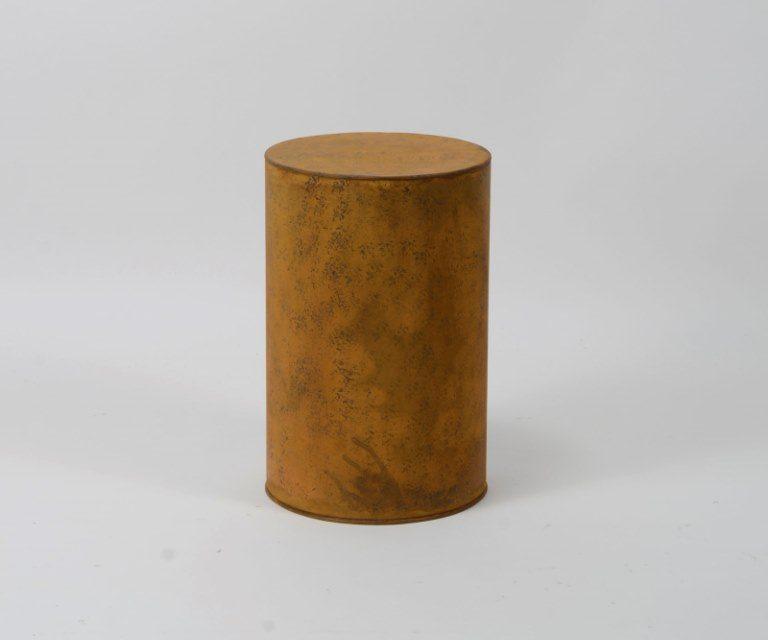 FURBO Blomsterstander, rust metal, højde 50 cm