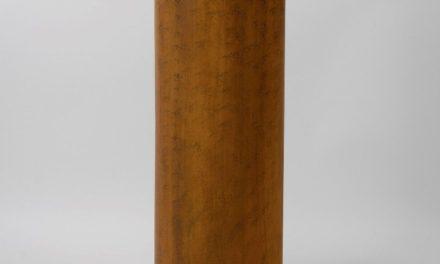 FURBO Blomsterstander, rust metal, højde 100 cm
