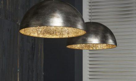 Nu er den her – Stilfuld loftslampe fra Furbo