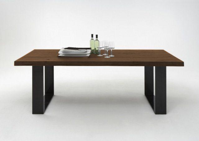 BODAHL Texas spisebord – old bassano egetræ, plankebord 220 x 110 cm