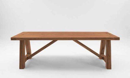 BODAHL Nantes plankebord – Old bassano 260 x 100 cm