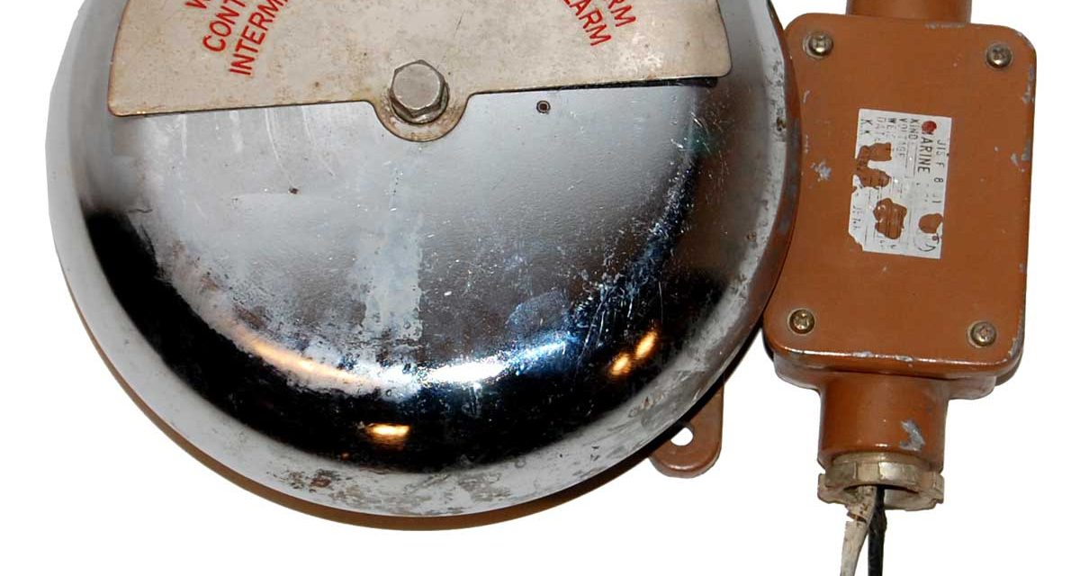 TRADEMARK LIVING Alarmklokke – gammel vintage