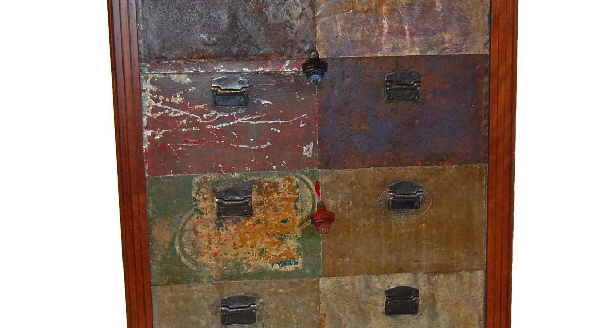 TRADEMARK LIVING Skøn vægdekoration
