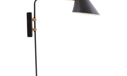 HOUSE DOCTOR væglampe, Club