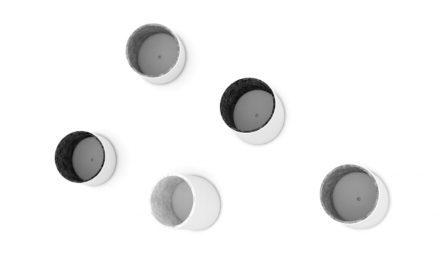 """Hole On """"5 pak"""" Knager Hvid Grå – blandet"""
