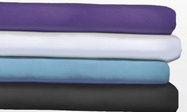 MANIS-H Bomuldslagen – bomuldssatin (90×190) Turkishblå