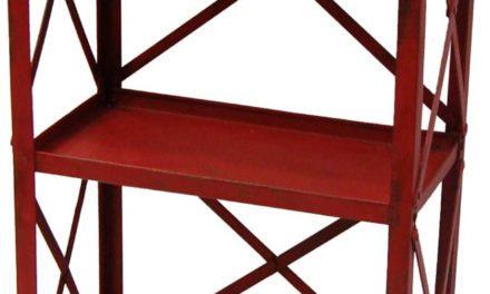 TRADEMARK LIVING Jernreol – rød