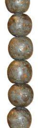 TRADEMARK LIVING hængelampe i træ – antikgrå
