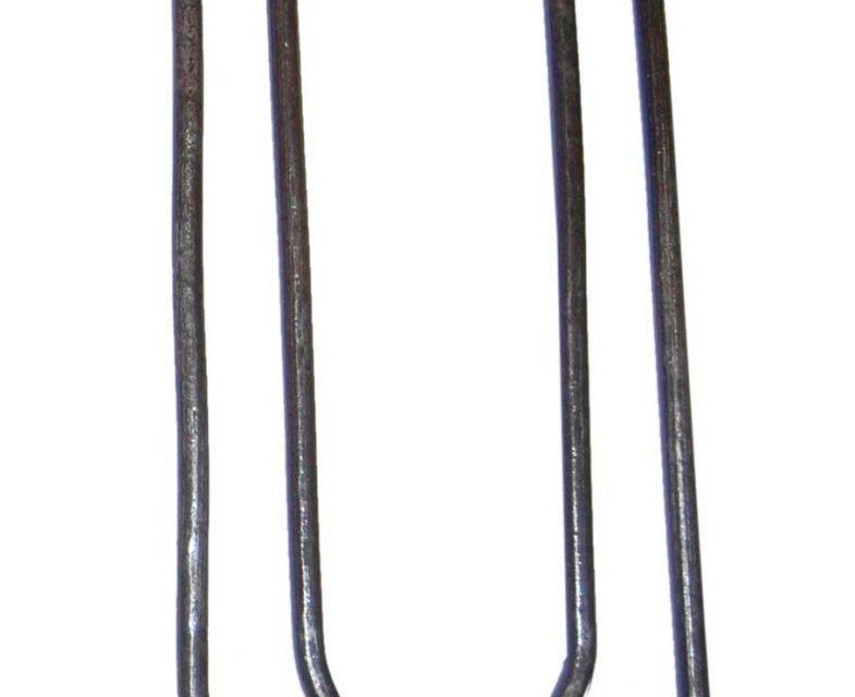 TRADEMARK LIVING Mega clips – rå jern