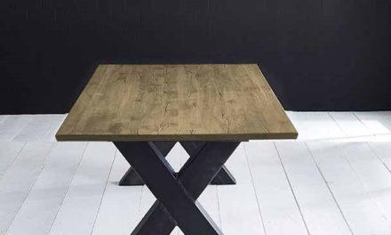 Concept 4 You Plankebord – Schweizerkant med Freja-ben, m. udtræk 3 cm 220 x 100 cm 05 = sand