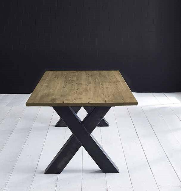 Concept 4 You Plankebord – Schweizerkant med Freja-ben, m. udtræk 3 cm 180 x 100 cm 05 = sand