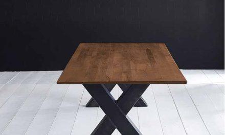 Concept 4 You Plankebord – Schweizerkant med Freja-ben, m. udtræk 3 cm 180 x 100 cm 06 = old bassano