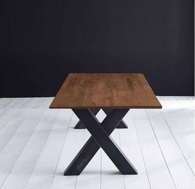 Concept 4 You Plankebord – Schweizerkant med Freja-ben, m. udtræk 3 cm 260 x 100 cm 06 = old bassano