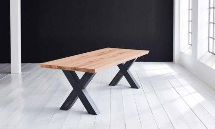 Concept 4 You Plankebord – Schweizerkant med Freja-ben, m. udtræk 6 cm 220 x 110 cm 06 = old bassano