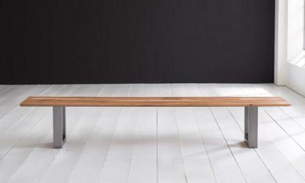 Concept 4 You Spisebordsbænk – Manhattan ben 200 x 40 cm 3 cm 01 = olie