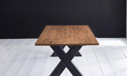 Concept 4 You Plankebord – Schweizerkant med Freja-ben, m. udtræk 3 cm 180 x 100 cm 01 = olie