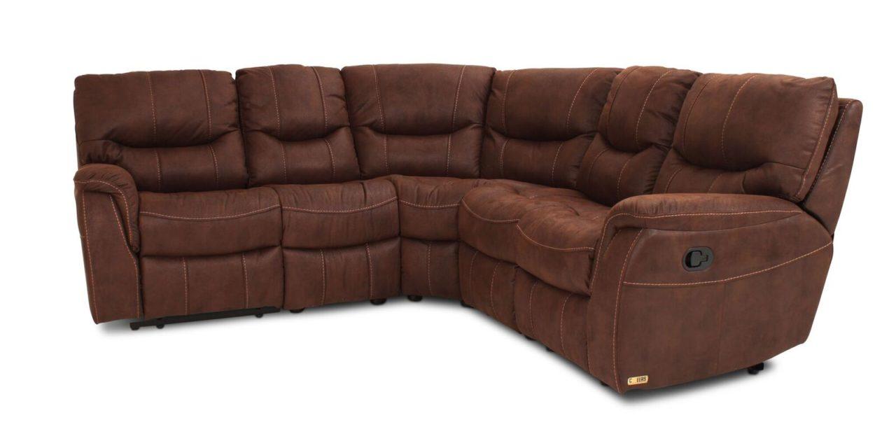 Colorado sofa – Brun