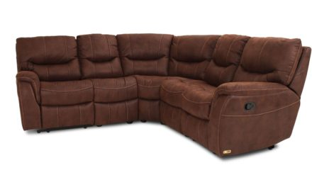 Colorado sofa – Brun
