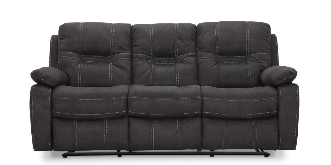Detroit 3 personers sofa fra Haga Gruppen til din bolig