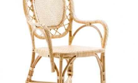 SIKA DESIGN Romantica stol – Natur