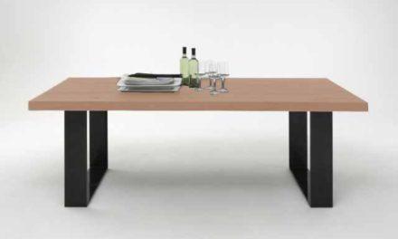 BODAHL Texas spisebord – sæbebehandlet egetræ, plankebord 240 x 100 cm