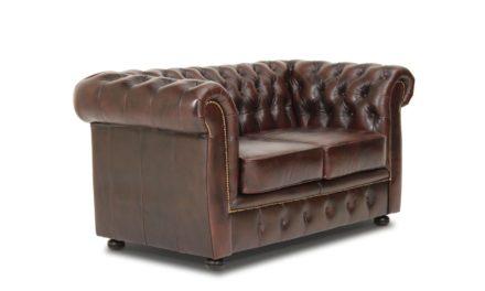 Liverpool 2 pers. sofa – brun