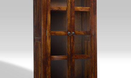 India Floor Glass kabinet