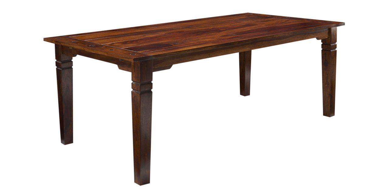 India spisebordssæt med 6 spisestuestole