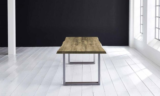 Barkkant Eg Concept 4 You plankebord med Manhattan ben fra Bodahl til dit hjem