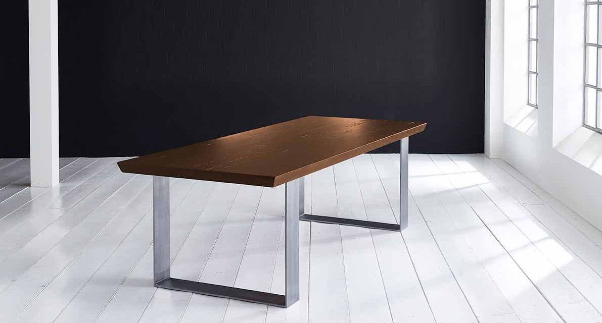 Concept 4 You Plankebord – Schweizerkant med Houston ben, m. udtræk 6 cm 180 x 110 cm 06 = old bassano