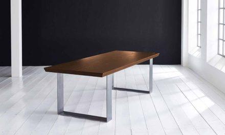 Concept 4 You Plankebord – Schweizerkant med Houston ben, m. udtræk 6 cm 220 x 110 cm 06 = old bassano