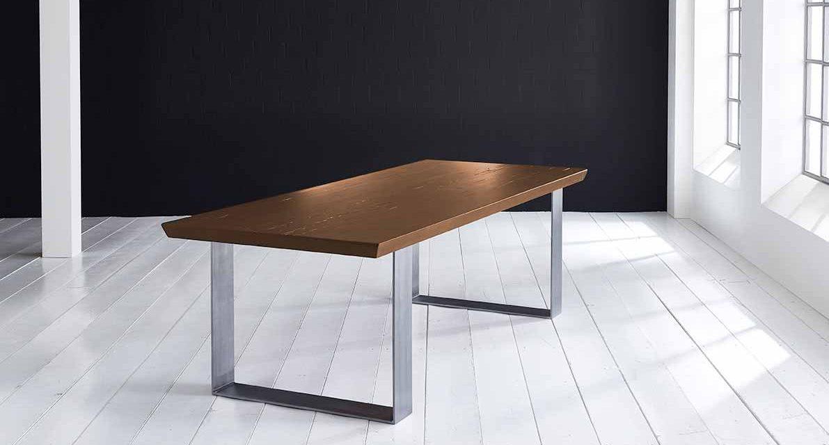 Concept 4 You Plankebord – Schweizerkant med Houston ben, m. udtræk 6 cm 180 x 110 cm 01 = olie