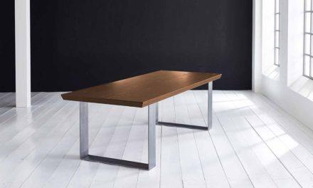 Concept 4 You Plankebord – Schweizerkant med Houston ben, m. udtræk 6 cm 220 x 110 cm 01 = olie