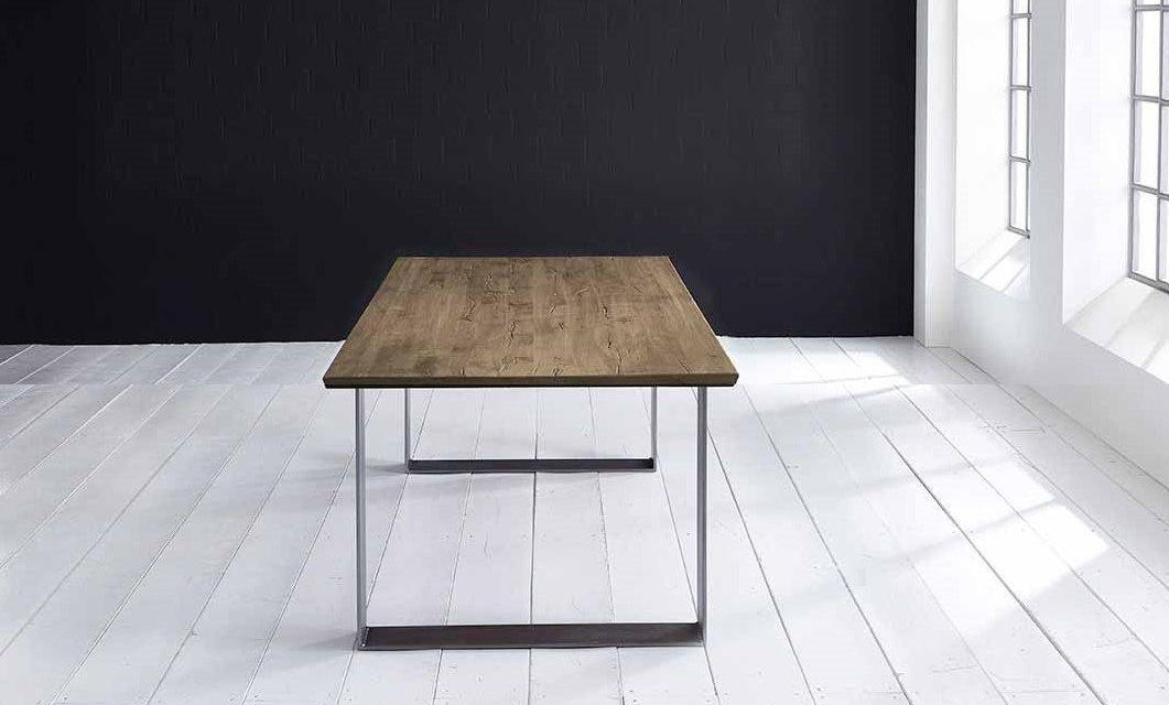 Concept 4 You Plankebord – Schweizerkant med Houston ben, m. udtræk 3 cm 180 x 100 cm 04 = desert