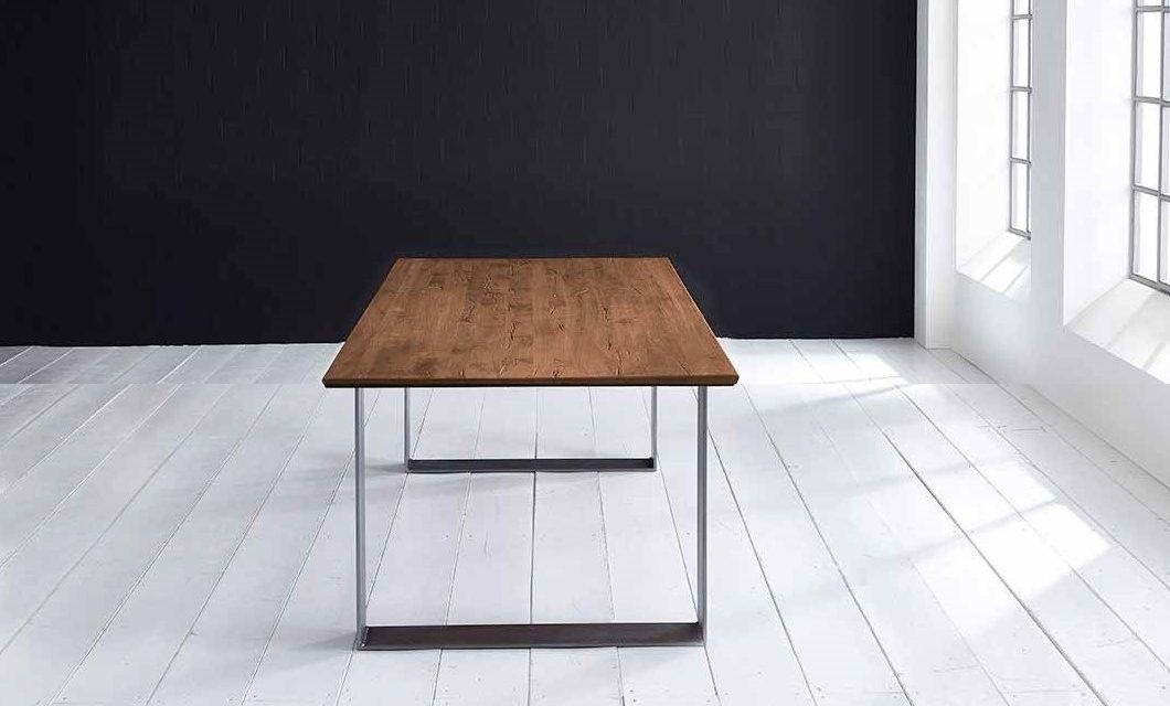 Concept 4 You Plankebord – Schweizerkant med Houston ben, m. udtræk 3 cm 260 x 100 cm 06 = old bassano