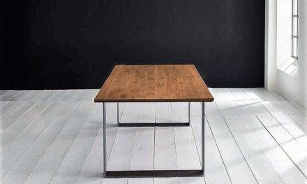 Concept 4 You Plankebord – Schweizerkant med Houston ben, m. udtræk 3 cm 180 x 100 cm 01 = olie