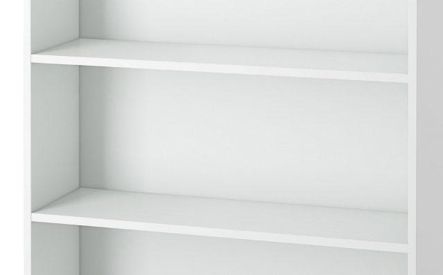 Basic bred hylde – 2 stk. (Hvid)