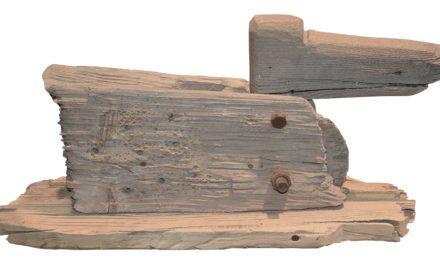 Woody Anka træskulptur
