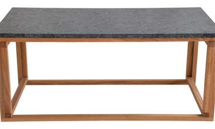 Accent granit sofabord, 110×60