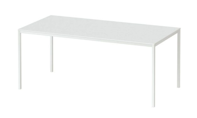 Family spisebord hvid