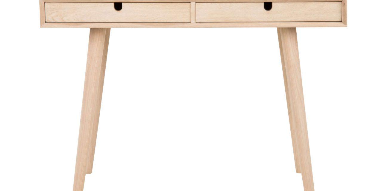 Century Skrivebord, Eg Struktur