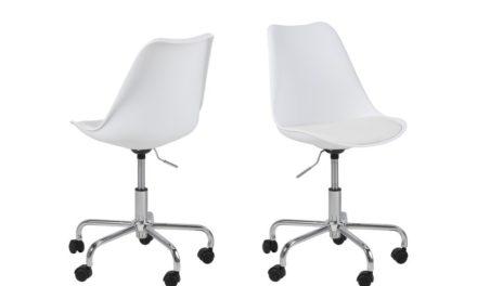 Dima kontorstol i hvid