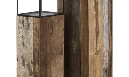 Blackwood lanterne