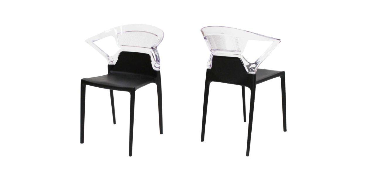 Dexter stol, armlæn