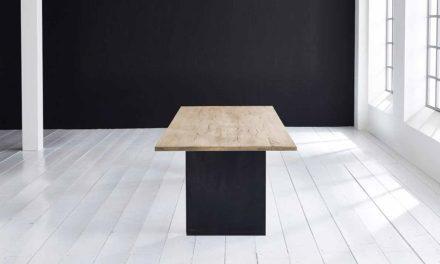 Concept 4 You Plankebord – Lige kant med T-ben, m. udtræk 3 cm 180 x 100 cm 04 = desert