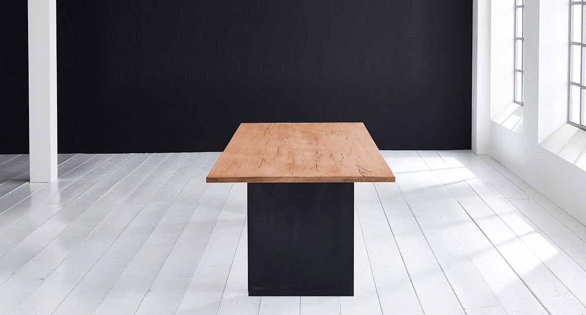Concept 4 You Plankebord – Lige kant med T-ben, m. udtræk 3 cm 180 x 100 cm 06 = old bassano