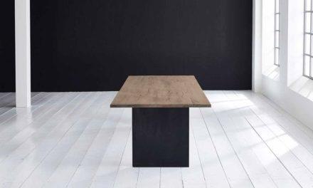 Concept 4 You Plankebord – Lige kant med T-ben, m. udtræk 3 cm 220 x 100 cm 02 = smoked