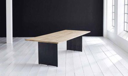 Concept 4 You plankebord – Lige kant med Line ben, m. udtræk 3 cm 220 x 100 cm 04 = desert