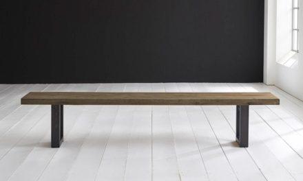 Concept 4 You Spisebordsbænk – Manhattan ben 260 x 40 cm 6 cm 04 = desert